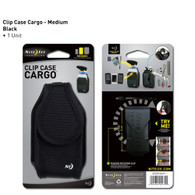 Nite Ize Clip Case Cargo - Medium Black