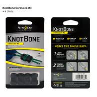 Nite Ize Clip KnotBone Cord Lock #3