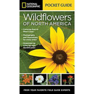 National Geographic Pocket Guide - Wildflowers of North America