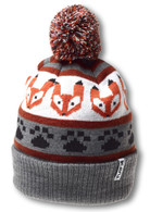 Kavu Herschel Knit Beanie - Foxy