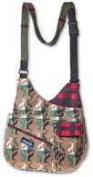 Criss Cross Bag Wild Bucks