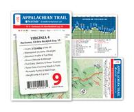 Appalachian Trail Map AT-9
