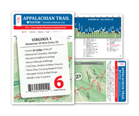 Appalachian Trail Map AT-6