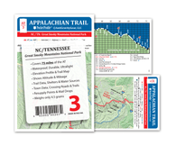 Appalachian Trail Map AT-3