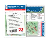 Appalachian Trail Map AT-22