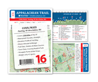 Appalachian Trail Map AT-16