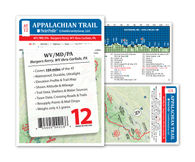 Appalachian Trail Map AT-12