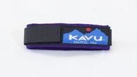 Kavu Watchband, Solid Purple, Large