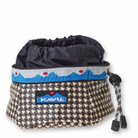 Kavu Buddy Bowl - Houndstooth