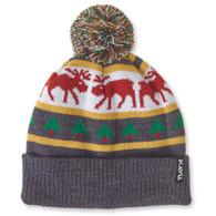 Kavu Herschel Knit Beanie - Caribou