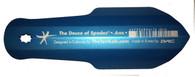 Deuce of Spades Trowel .6oz / 17g DAC Aluminum - Blue