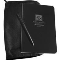 Rite in the Rain All-Weather Universal Field-Flex Book Kit - Black 774B-KIT