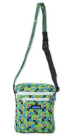 Kavu Zippit Purse - Blue Toucan