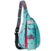 Kavu Rope Pack - Aqua Wingman