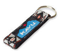 Kavu Key Chain - Country Fair