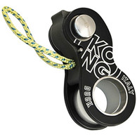 Kong Duck Belay Device - Black