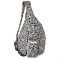 Kavu Rope Bag - BW Motif