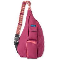 Kavu Rope Bag - Ruby