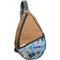 Kavu Paxton Pack - Midnight Floral