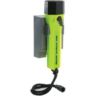 Pelican StealthLite 110v Rechargeable 2450 Flashlight - Yellow