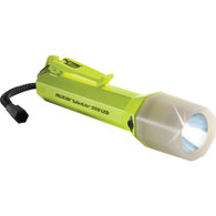 Pelican 2010 SabreLite LED Flashlight with Photoluminescent Shroud