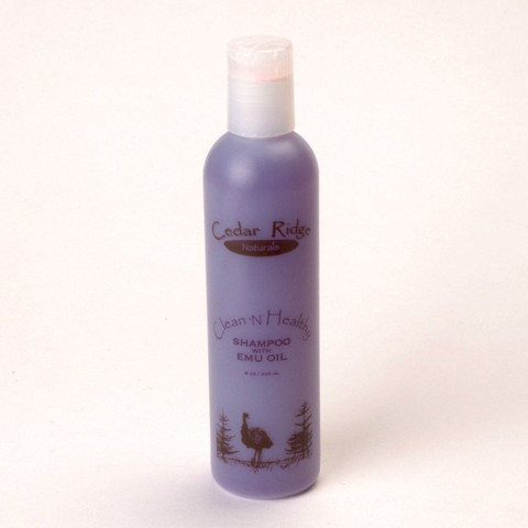 Clean 'n Healthy Pure Emu Oil Shampoo