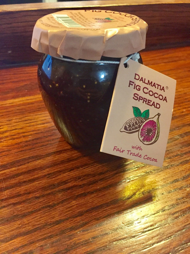 Dalmatia Fig Cocoa Spread