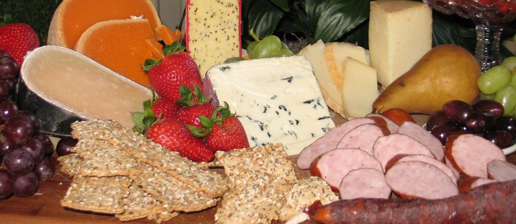 Olsson's Cheese Board