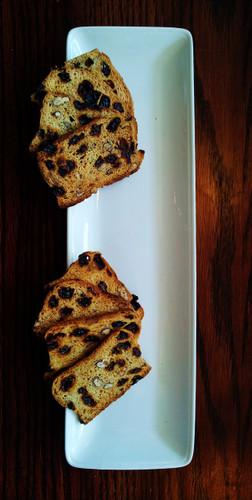 Walnut Raisin Crisps