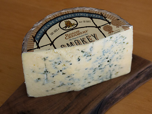 Rogue Creamery Smokey Blue