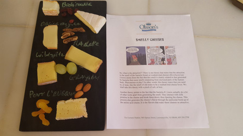 Stinky Cheese Class