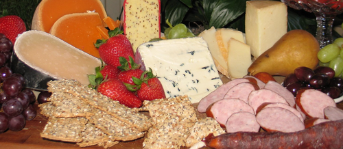 Olsson's Cheese Board