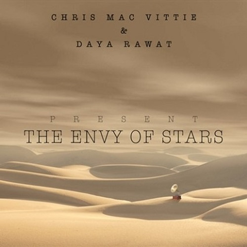 The Envy of Stars  CD - Chris & Daya - FREE SHIPPING!
