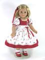 1930s doll dress
