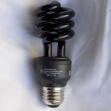 Strong UV black light 365 nm lamp bulb.