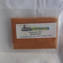 K250 black light colorant in dry form 5 gram test size.