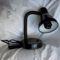 13 watt UV light for the table top for black light curing.