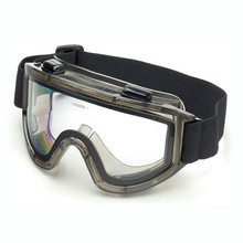 Super UV protective goggles for black light UVA UVB and UVC environments.