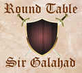 Round Table - Sir Galahad