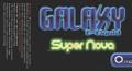 Galaxy E-Liquids - Super Nova