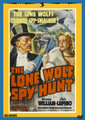 The Lone Wolf Spy Hunt (1939) DVD