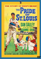 The Pride of St. Louis (1952) DVD