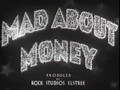 Mad About Money (1938) DVD