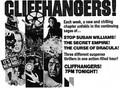 Cliff Hangers (1979) DVD