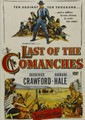 Last of the Comanches (1953) DVD