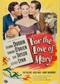 For The Love Of Mary (1948) DVD