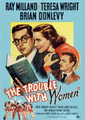 The Trouble With Women (1947) DVD