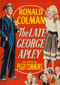 The Late George Apley (1947) DVD