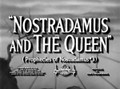 Nostradamus And The Queen (1942) DVD
