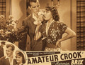 Amateur Crook (1937) DVD